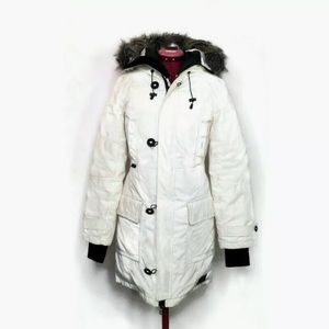 TNA Duck Down Mountaineering Parka XS Bancroft